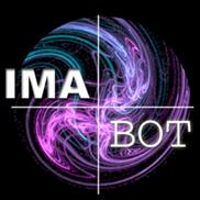 Enter the ImaBot site.
